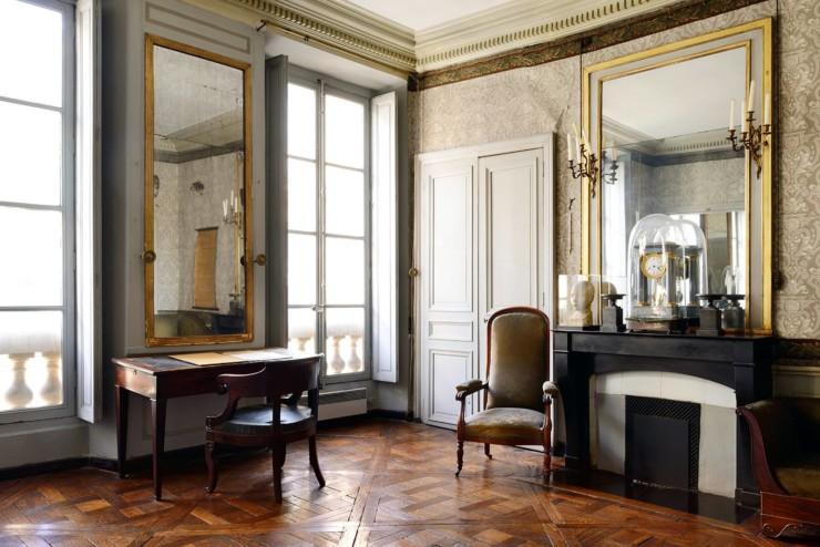 La maison d'Auguste Comte