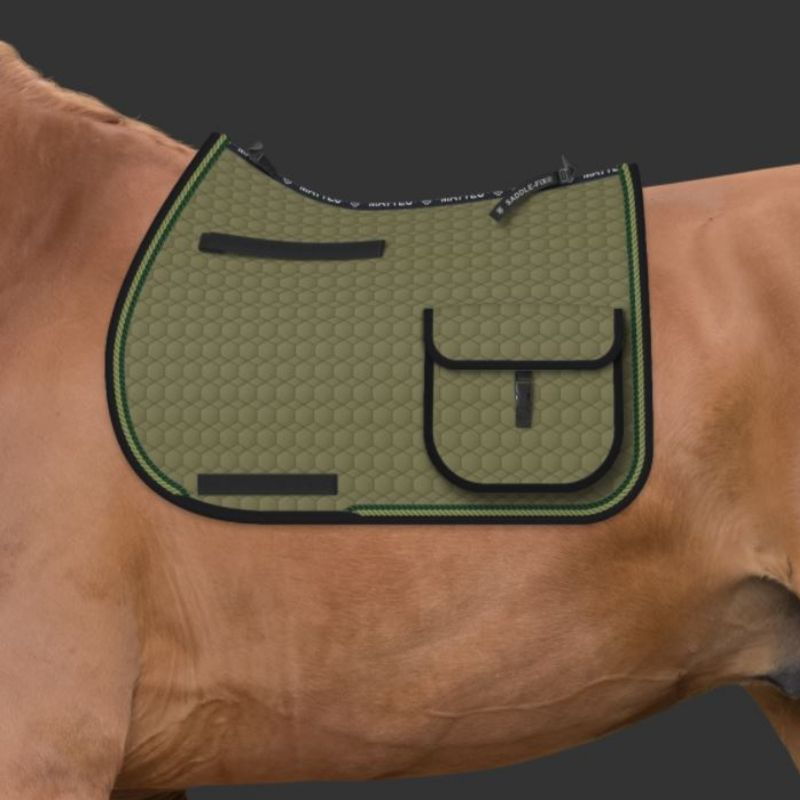 tapis mattes personnalisable randonnee cheval