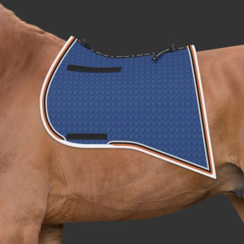 tapis mattes personnalisable baroque cheval