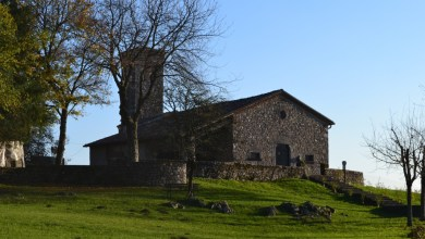 Photo of Il santuario di S. Andrea o dei Morti di Barbaine