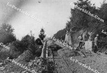Photo of 1 ottobre 1933 | La prima pietra della strada Nozza-Livemmo