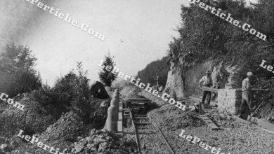 Photo of 1 ottobre 1933   La prima pietra della strada Nozza-Livemmo