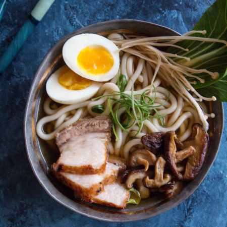 Pork Belly Udon