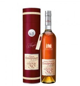 COGNAC XO, Botella Frapin