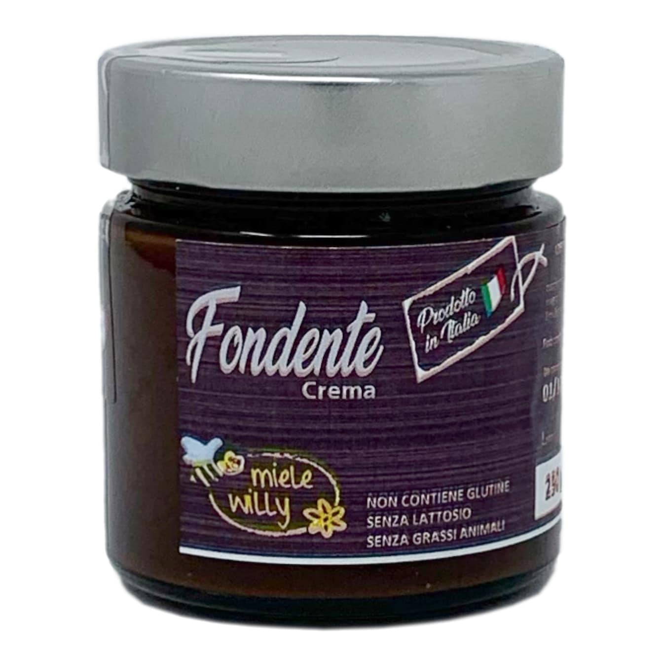 CREMA FONDENTE Spalmabile 250G Miele Willy