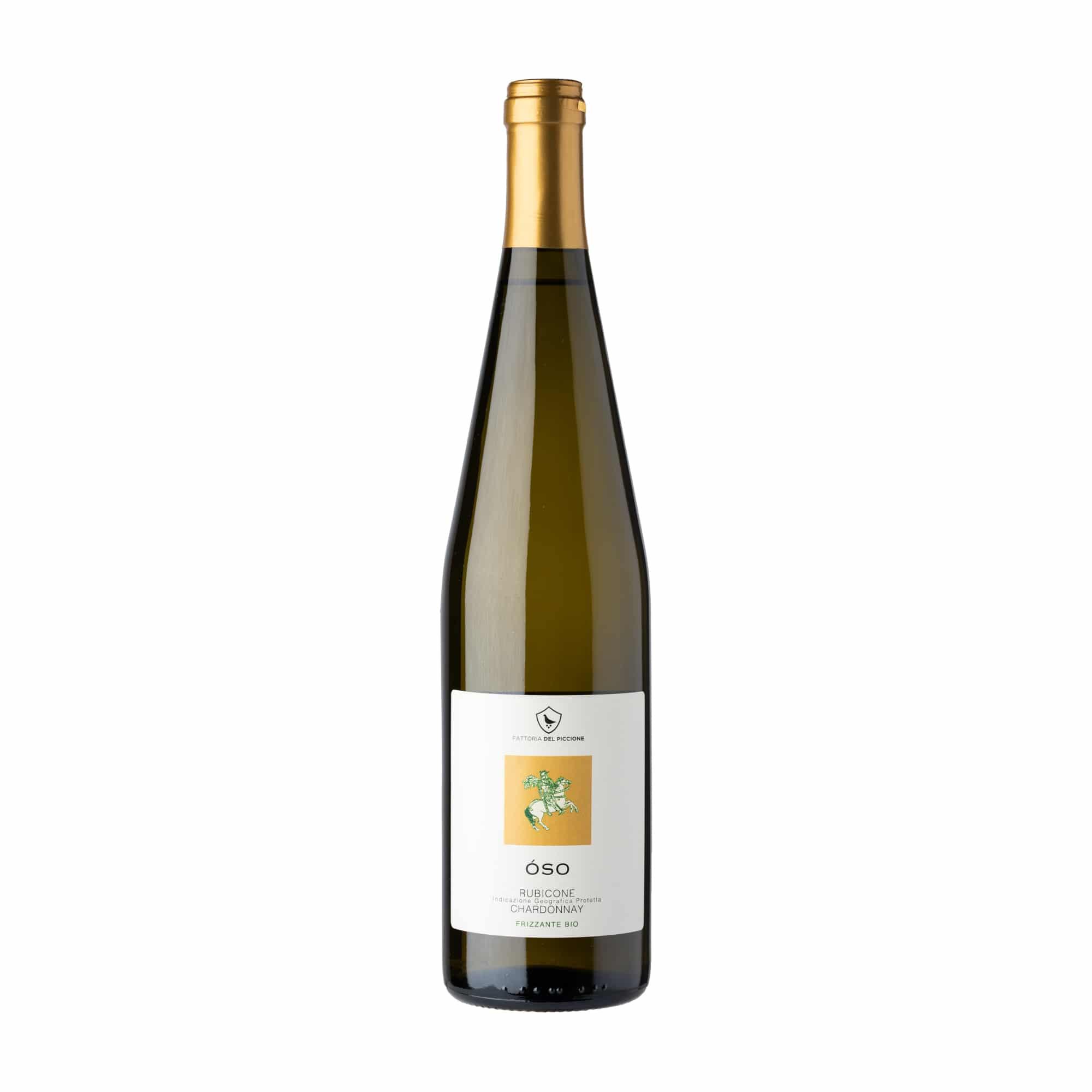 ÓSO Rubicone IGP Chardonnay BIO Fattoria Del Piccione