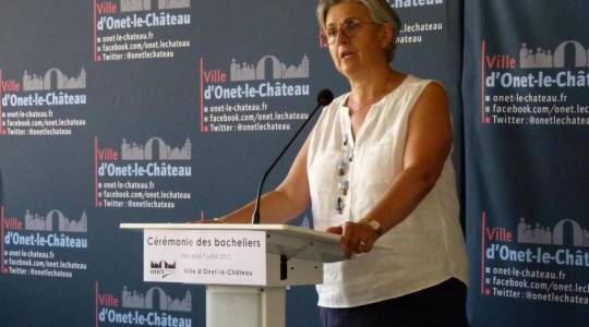 Discours d'accueil de Christine Latapie, adjointe au maire