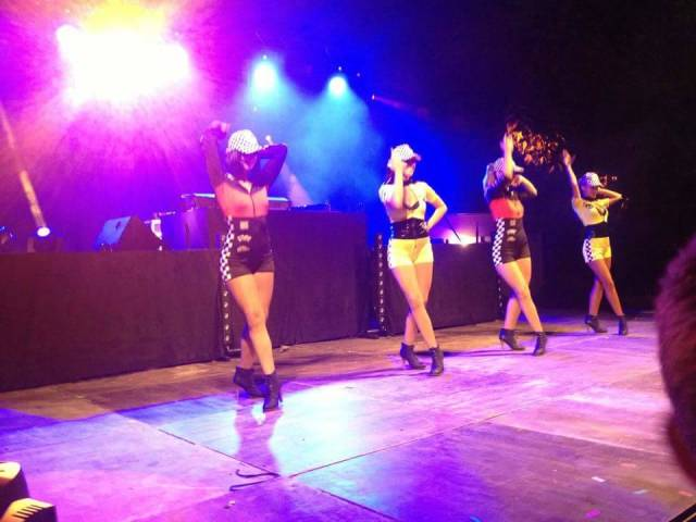 Les Gogos danseuses