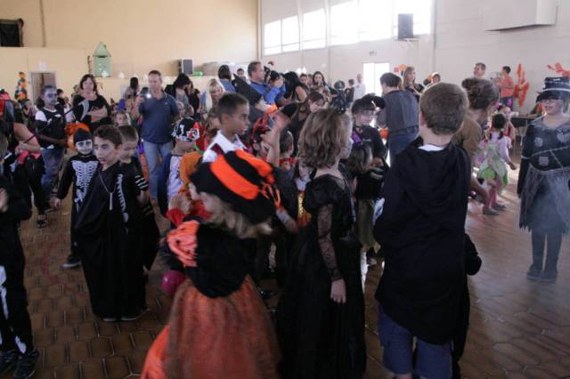Les enfants disposeront d'un grand espace pour danser