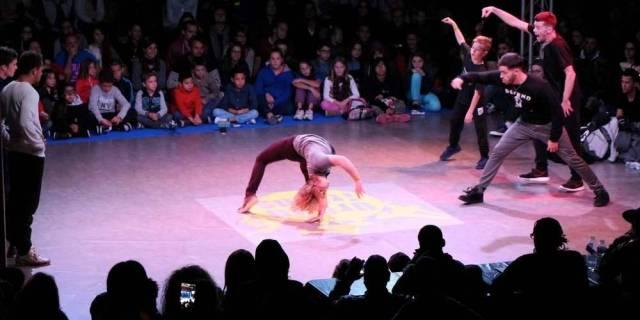 Le Grand Battle des danseurs de hip-hop