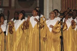 Le Groupe Harmony Gospel