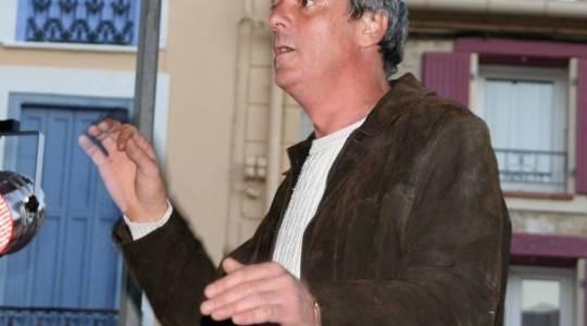 Eric Larnaudie est un spécialiste de la musique très apprécié des hippolytains
