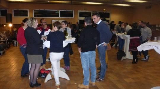 Musique, soupe,  tapas et bonne ambiance pour la soirée du LPB