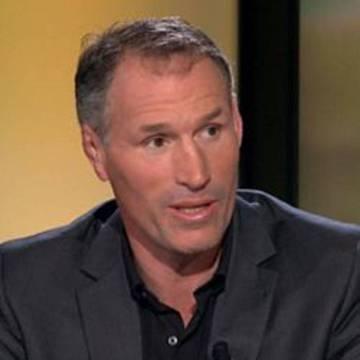 """Olivier Magne, l'Aurillacois a provoqué le courroux des supporters """"vert et noir""""."""