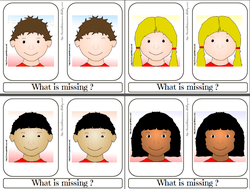 Thème : le visage en anglais (jeux, fiches, évals...)
