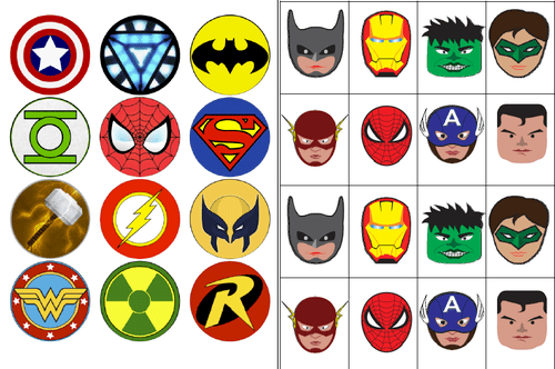L'école des super-héros