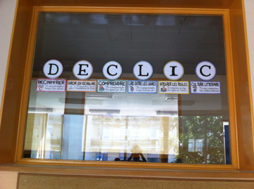 Atelier de lecture autonome : les affichages
