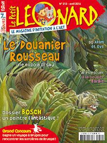 Le Petit Léonard n° 212 - avril 2016