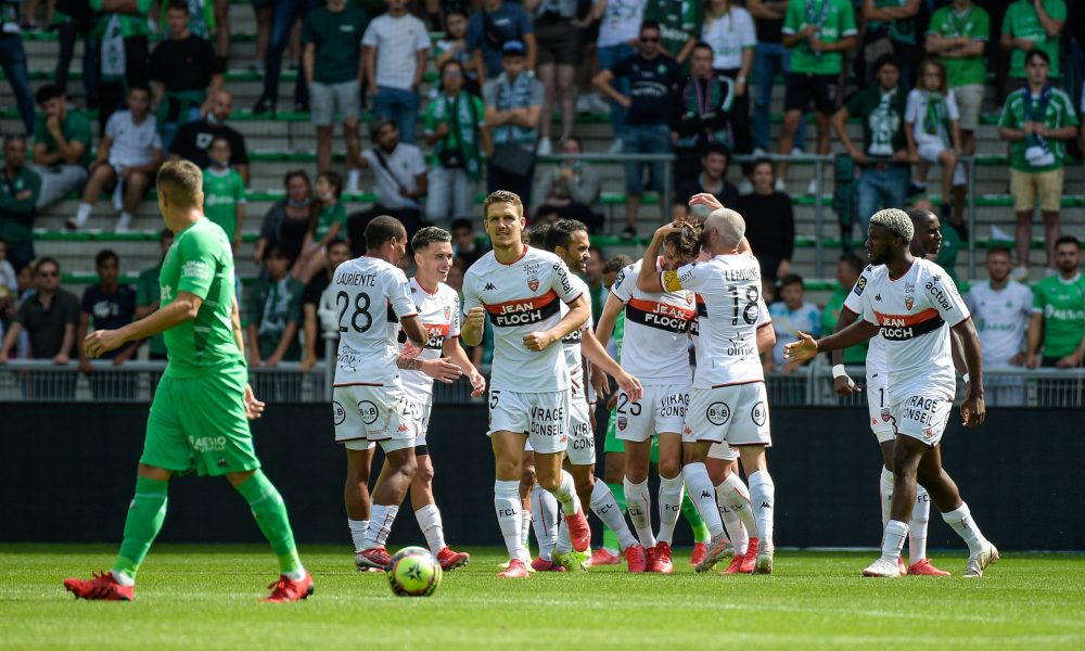 Concentrate on the rival of the day: FC Lorient
