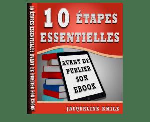 10 étapes essentielles avant de publier son livre (Partie 1)