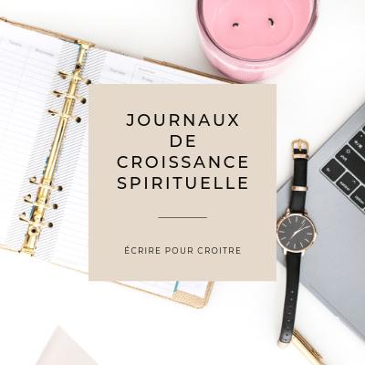 Journaux de croissance spirituelle
