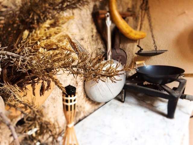Gli antichi strumenti di una volta