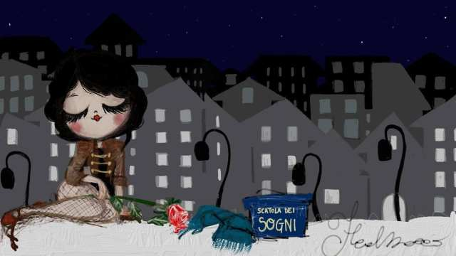 Sogni - Madamoiselle Crayon - Le Plume
