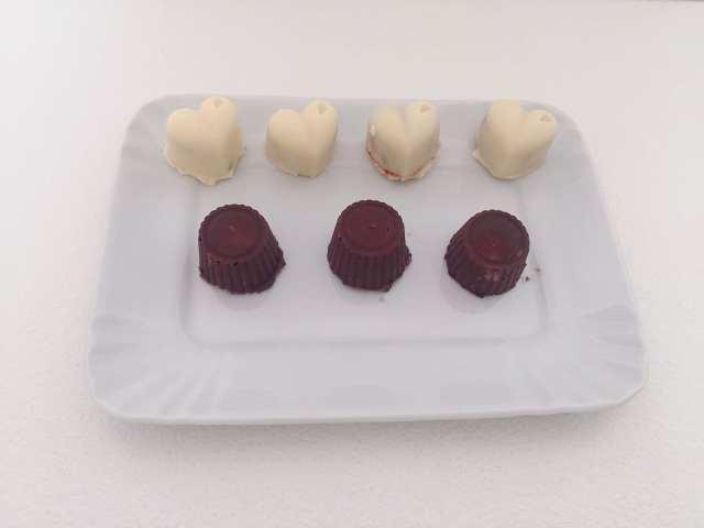 Cioccolatini ripieni - Bake Challenge - Le Plume