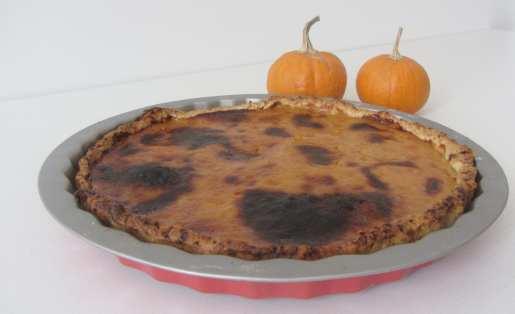 pumpkin pie -Le Plume