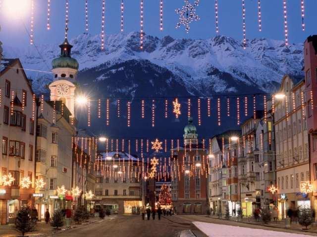Mercatini di Natale -Innsbruck - Le Plume