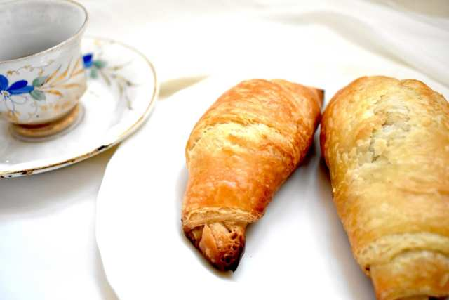 Croissant sfogliati alla francese 1- Le Plume
