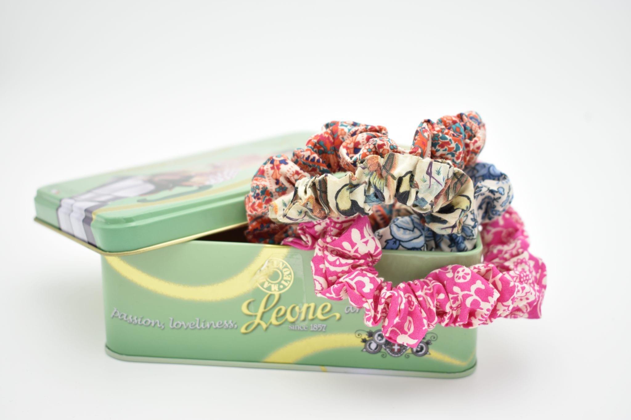 scrunchies - capelli - Petit Tissu