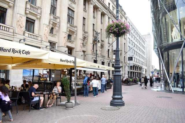 caffe - Budapest - Le Plume