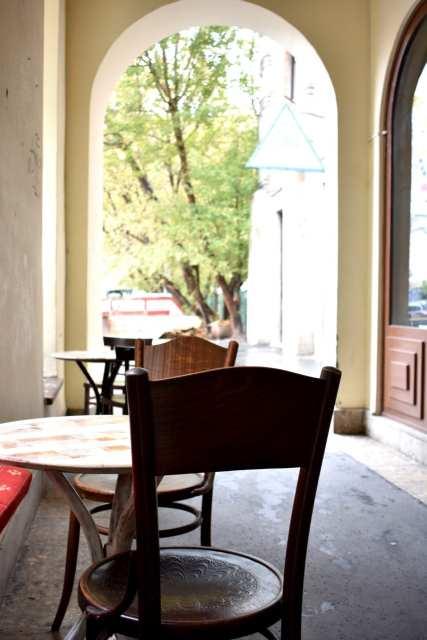 caffe quartiere ebraico - Budapest - Le Plume