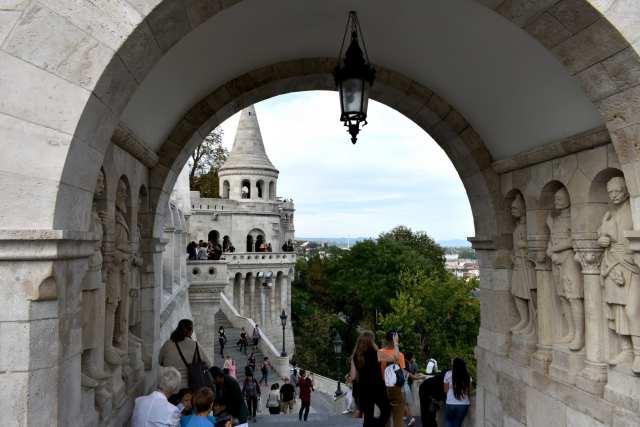 Bastione dei Pescatori - Budapest - Le Plume
