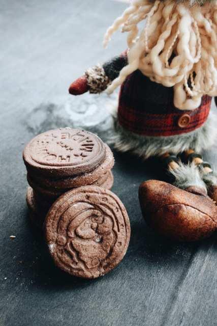 Dettaglio - Colazioni di Natale - Cuor di Biscotto - Le Plume