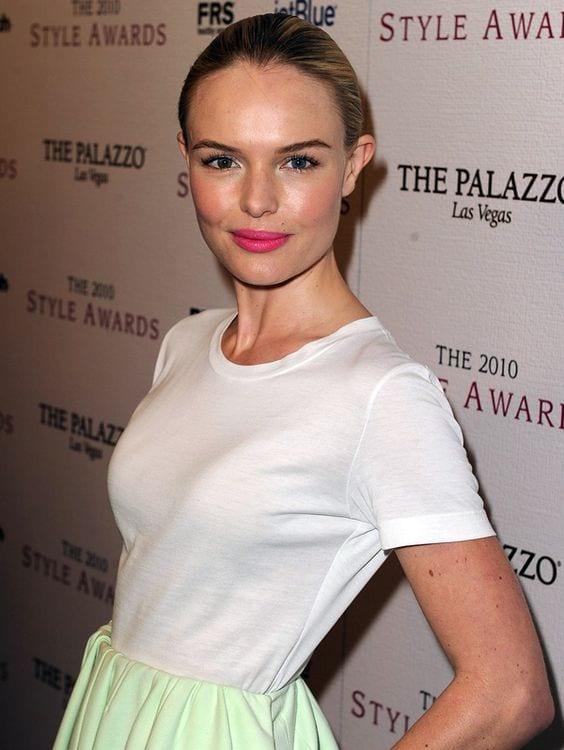 Kate Bosworth - tshirt bianca - LePlume