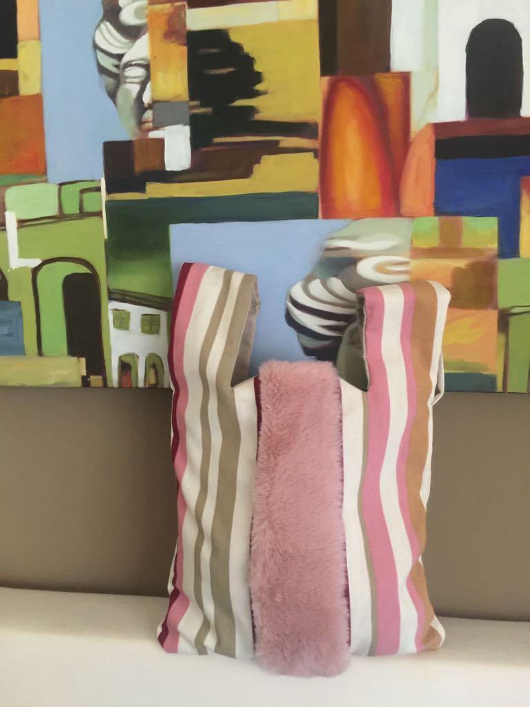 borsa rosa - Alessandra Margi - Le Plume.jpeg