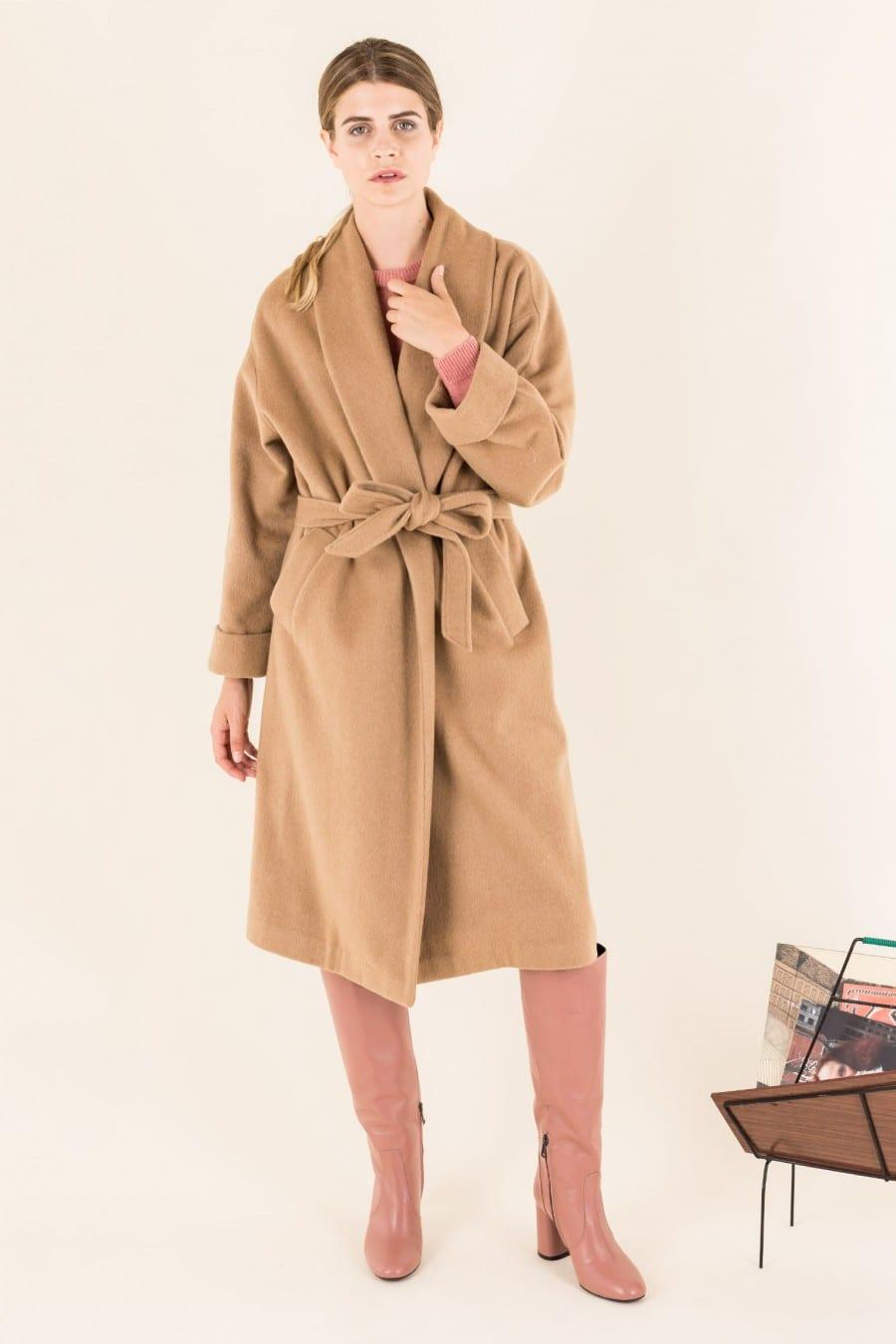 Lazzari cappotto vestaglia