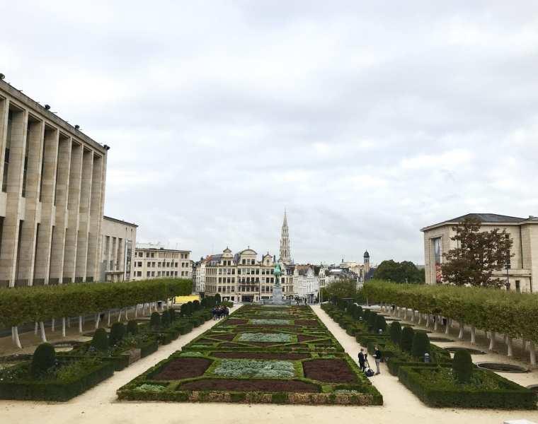 prima volta a Bruxelles - Le Plume