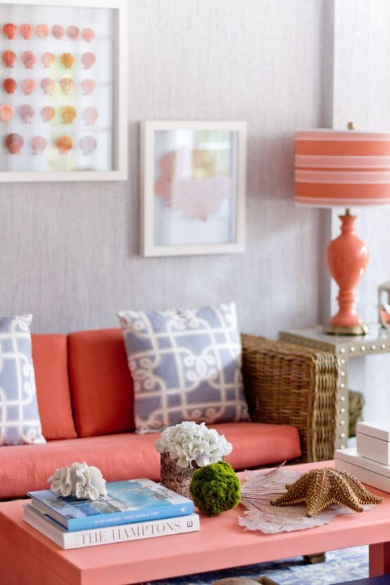 living coral in casa - le plume