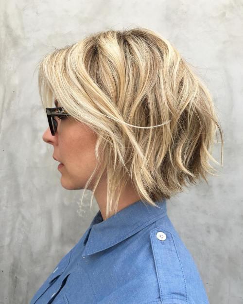 shag bob estate 2019 - tendenze capelli 2019