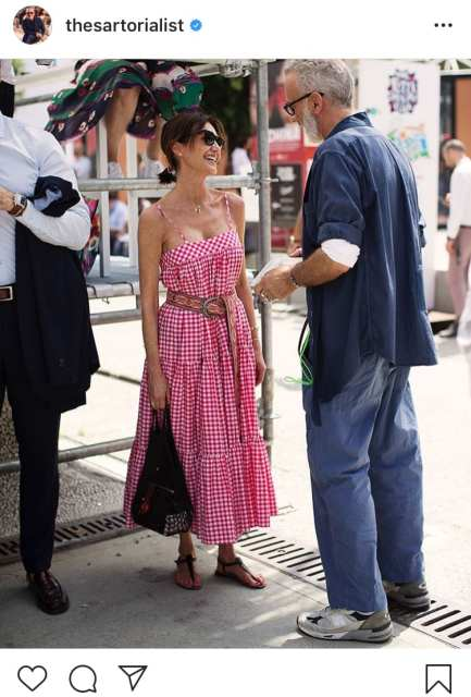 Maxi dress rosso - trend estivi - Le Plume
