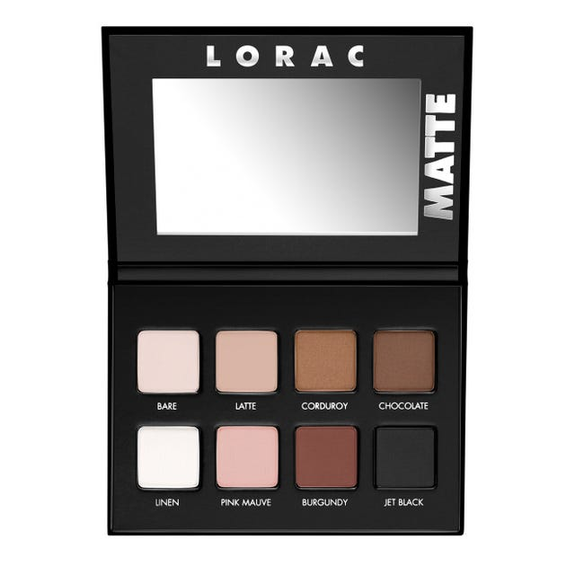 Lorac Pro palette - Wish List Beauty - Le Plume