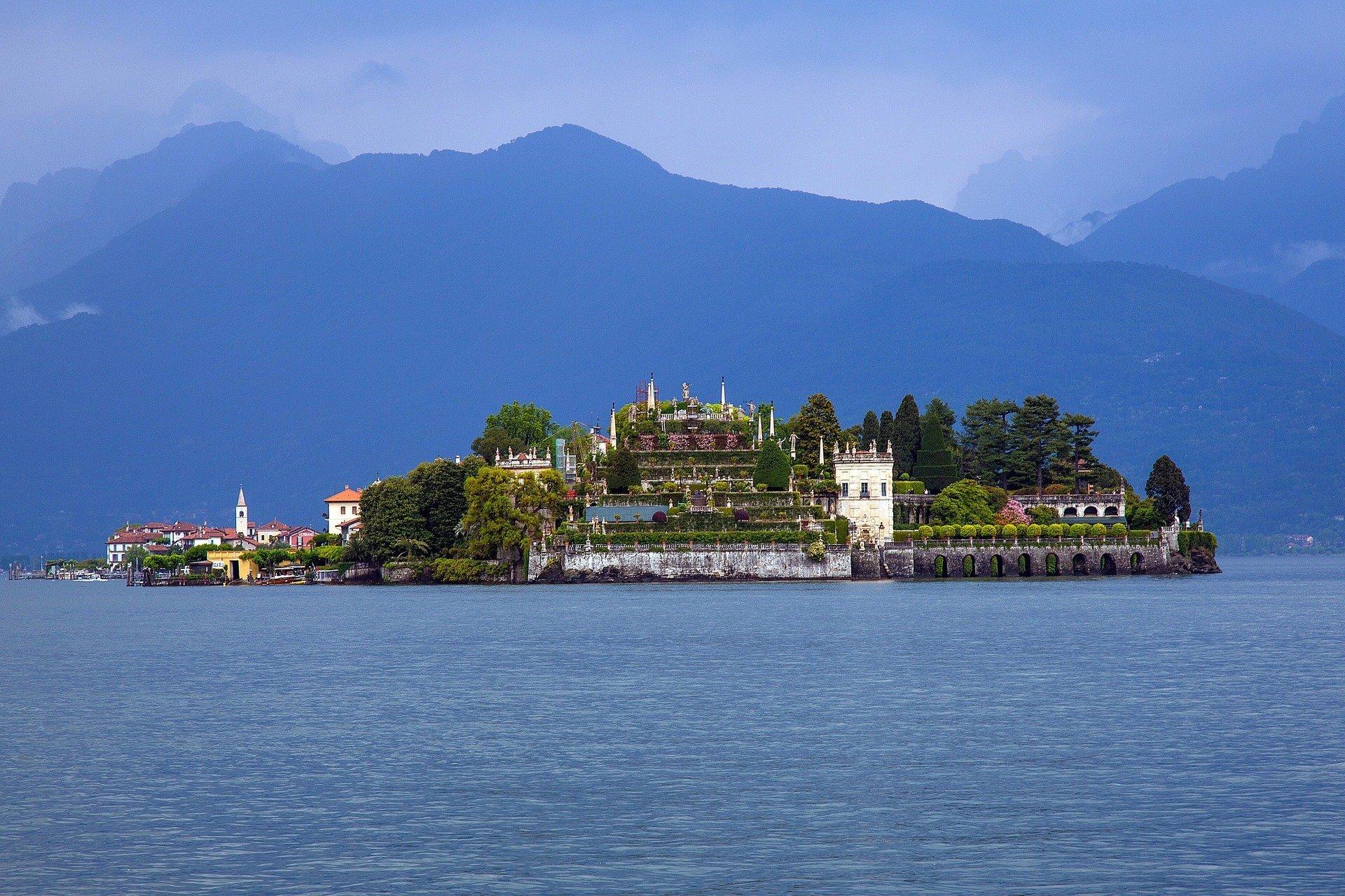 Lago Maggiore - Le Plume