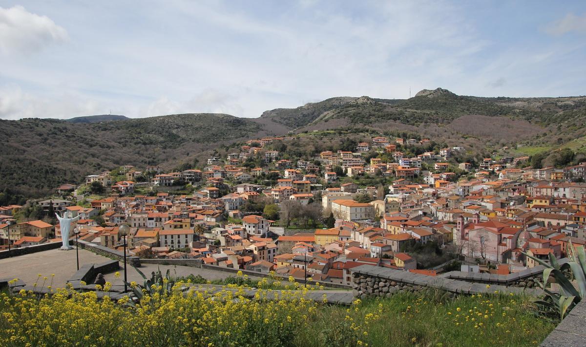 Santu Lussurgiu - luoghi che voglio visitare in Sardegna - Le Plume