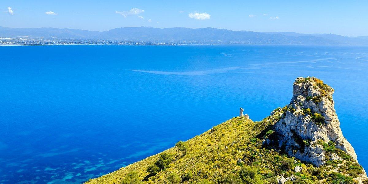 Sella del Diavolo - Luoghi che voglio visitare in Sardegna - Le Plume