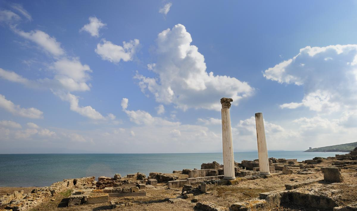 Tharros - Luoghi che voglio vedere in Sardegna - Le Plume