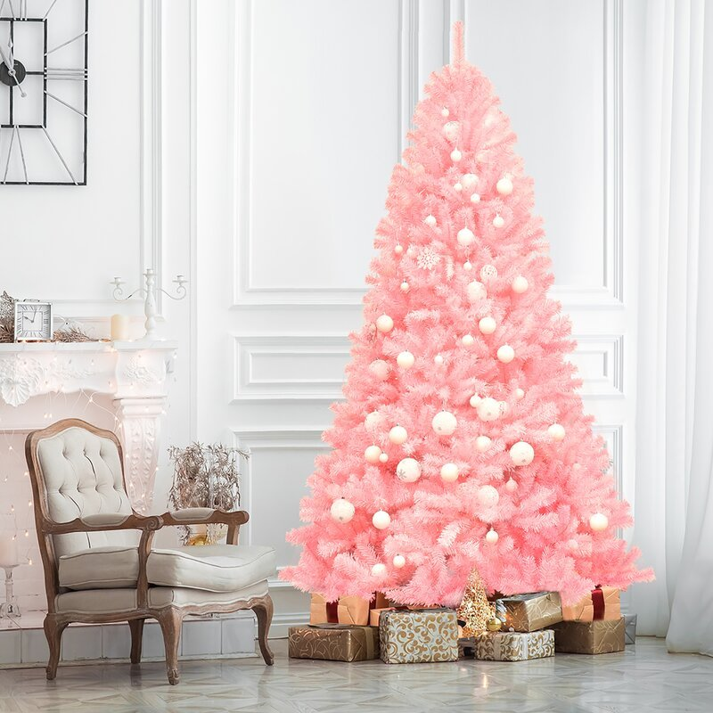 Natale rosa Natale rosa - I colori del Natale - Le Plume