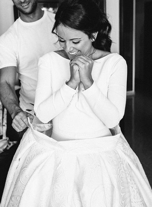 6e75ec2ba Laura sorprendió a todos con un espectacular vestido. Rubén Hernández